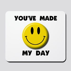 HAPPY DAY Mousepad