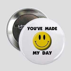 "HAPPY DAY 2.25"" Button"