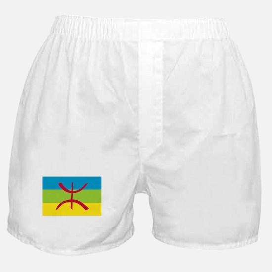 Berber Flag Boxer Shorts