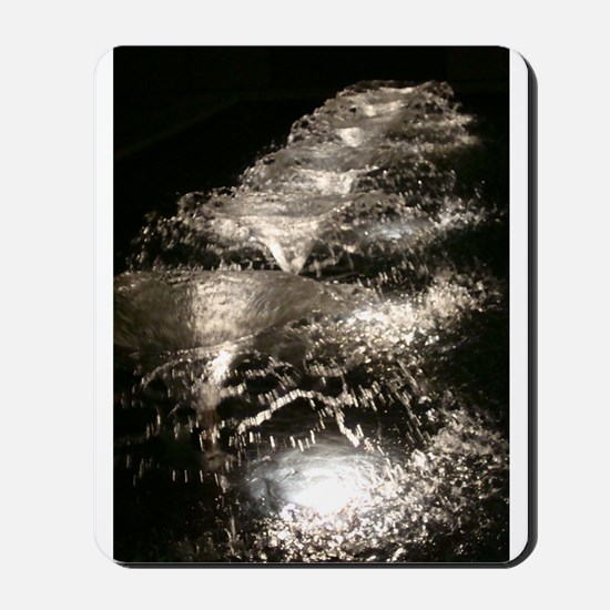 VISIONS IN SILVER AND THE LIK Mousepad