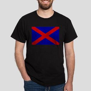 Boers Flag (Afrikaner Flag) Dark T-Shirt