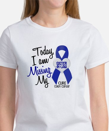 Missing My Sister-In-Law 1 CC Women's T-Shirt