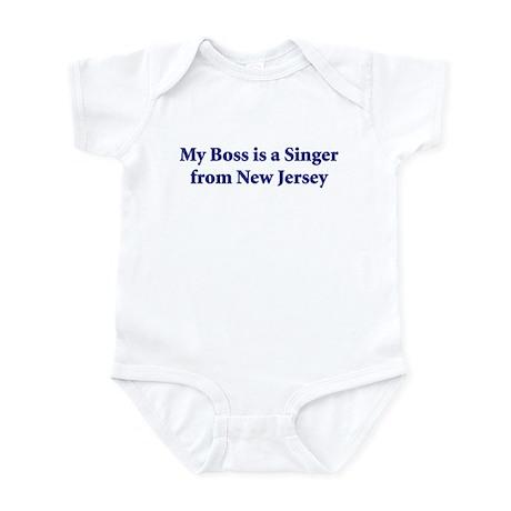 Bruce Springsteen Infant Bodysuit