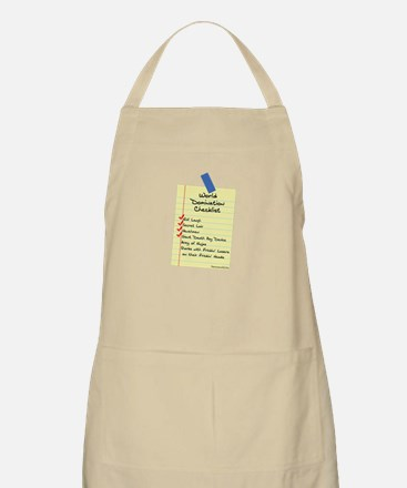 Domination2 BBQ Apron