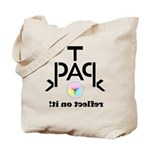 TPACK: Reflect on It Tote Bag