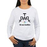 TPACK: Reflect on It Women's Long Sleeve T-Shirt