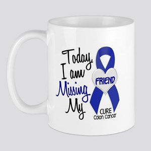 Missing My Friend 1 CC Mug