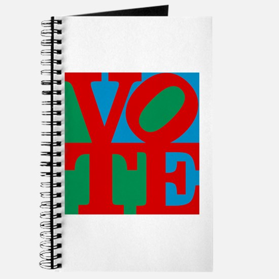 VOTE (3-color) Journal