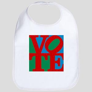 VOTE (3-color) Bib