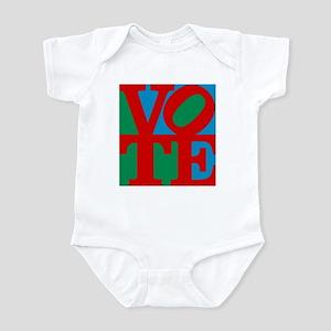 VOTE (3-color) Infant Bodysuit