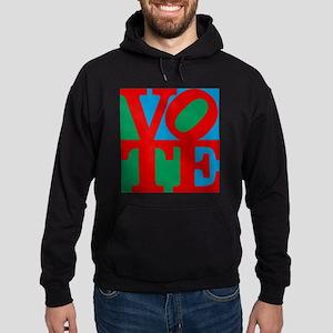 VOTE (3-color) Hoodie (dark)