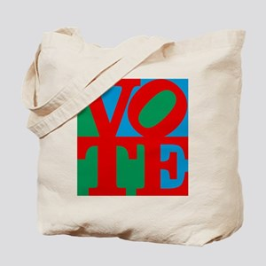 VOTE (3-color) Tote Bag