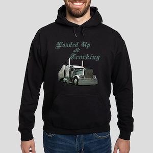 Loaded Up & Trucking Hoodie (dark)