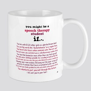 SPEECH THERAPY STUDENT Mug
