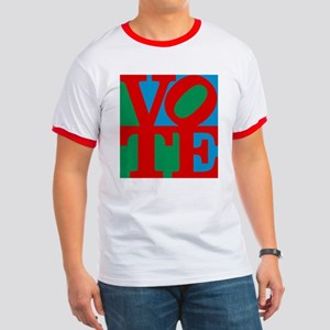 VOTE (3-color) Ringer T