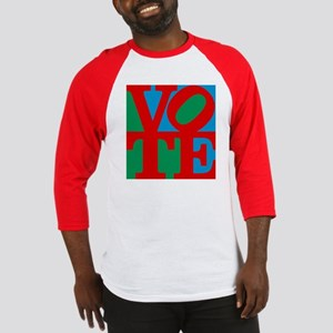 VOTE (3-color) Baseball Jersey