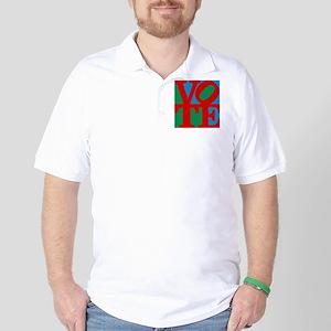 VOTE (3-color) Golf Shirt