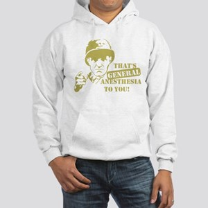 General Anesthesia Hooded Sweatshirt