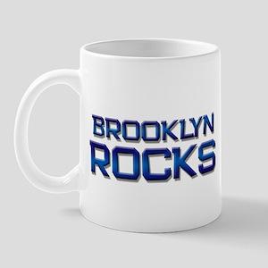 brooklyn rocks Mug