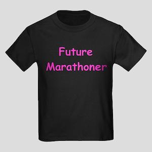Future Marathoner Kids Dark T-Shirt