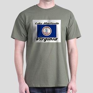 Lake Monticello virginia Dark T-Shirt