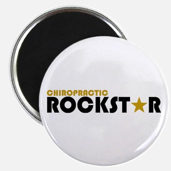Chiropractor Rockstar 2 Magnet