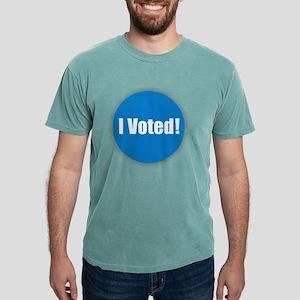 I Voted - Blue T-Shirt