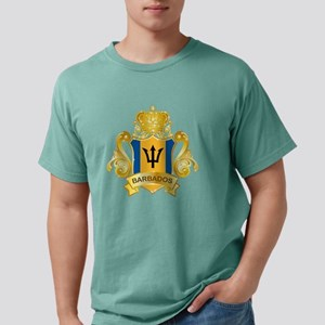 Gold Barbados T-Shirt