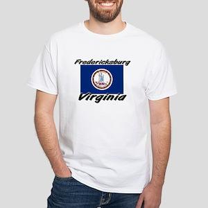 Fredericksburg virginia White T-Shirt