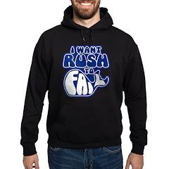 I Want Rush to Fail Hoodie (dark)