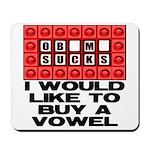 I would like to buy a vowel Mousepad