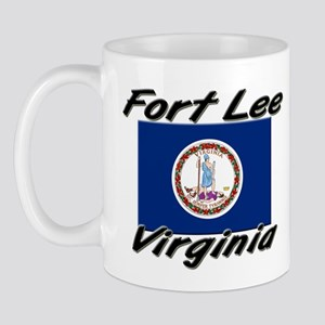 Fort Lee virginia Mug