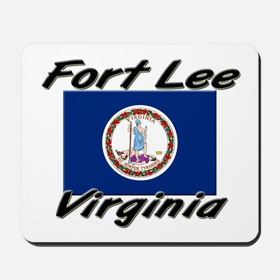 Fort Lee virginia Mousepad