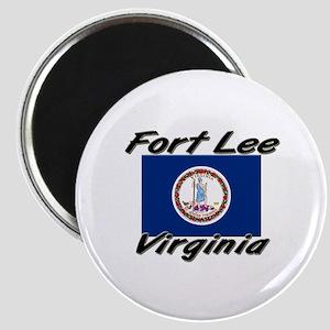 Fort Lee virginia Magnet