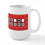 I would like to buy a vowel Large Mug