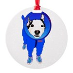 Space Dog Meiklo Ornament