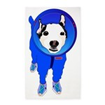 Space Dog Meiklo Area Rug