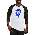 Space Dog Meiklo Baseball Jersey