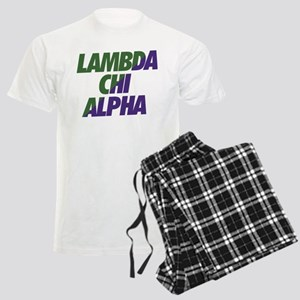 Lambda Chi Alpha Athletic Men's Light Pajamas