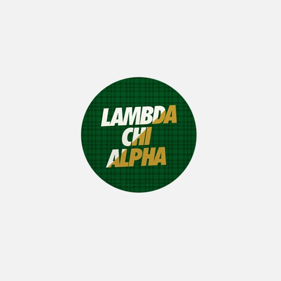 Lambda Chi Alpha Athletic Mini Button
