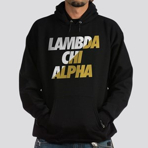 Lambda Chi Alpha Athletic Hoodie (dark)