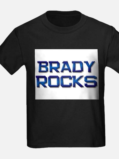 brady rocks T