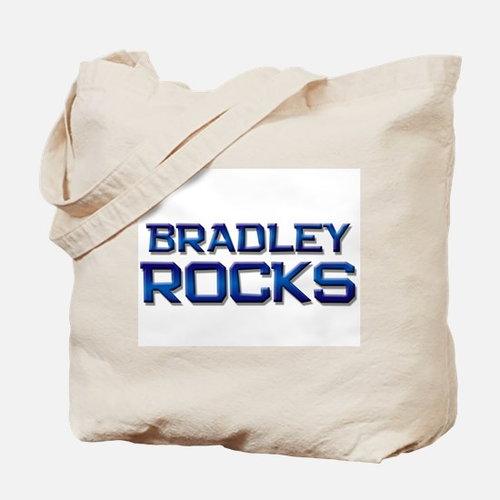 bradley rocks Tote Bag