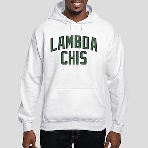 Lambda Chi Alpha Lambda Chis Hooded Sweatshirt