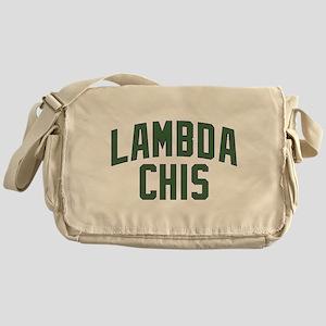 Lambda Chi Alpha Lambda Chis Messenger Bag
