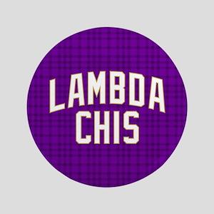 Lambda Chi Alpha Lambda Chis Button