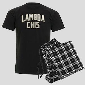 Lambda Chi Alpha Lambda Chis Men's Dark Pajamas