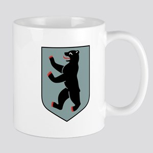 state logo of Berlin (silver) Mug