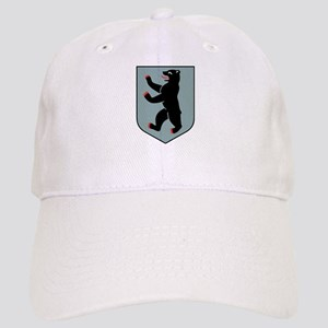 state logo of Berlin (silver) Cap