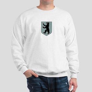 state logo of Berlin (silver) Sweatshirt